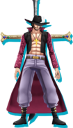 Mihawk in Bounty Rush
