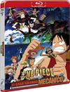 One Piece Película 7 blu-ray España