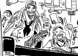 Ripper et Rokkaku Manga Infobox Post