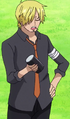 Sanji Tenue Post Whole Cake