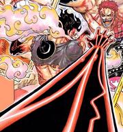 Snakeman Manga Color Scheme