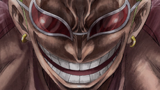 Sonrisa siniestra de Doflamingo