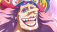 Delighted Big Mom