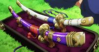 Oden's Swords