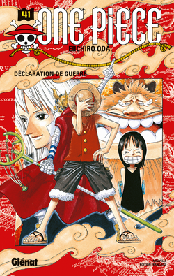 Tome 41 Couverture VF Infobox