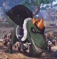 X-Drake en Zoan dans One Piece Pirate Warriors 4