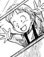 Yoshio Manga Infobox