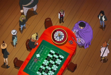 Issho Plays Roulette