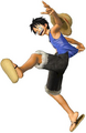 Luffy Pirate Warriors Sabaody