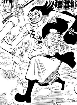Sancrin Manga Infobox