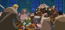 Barrels Pirates Anime Infobox