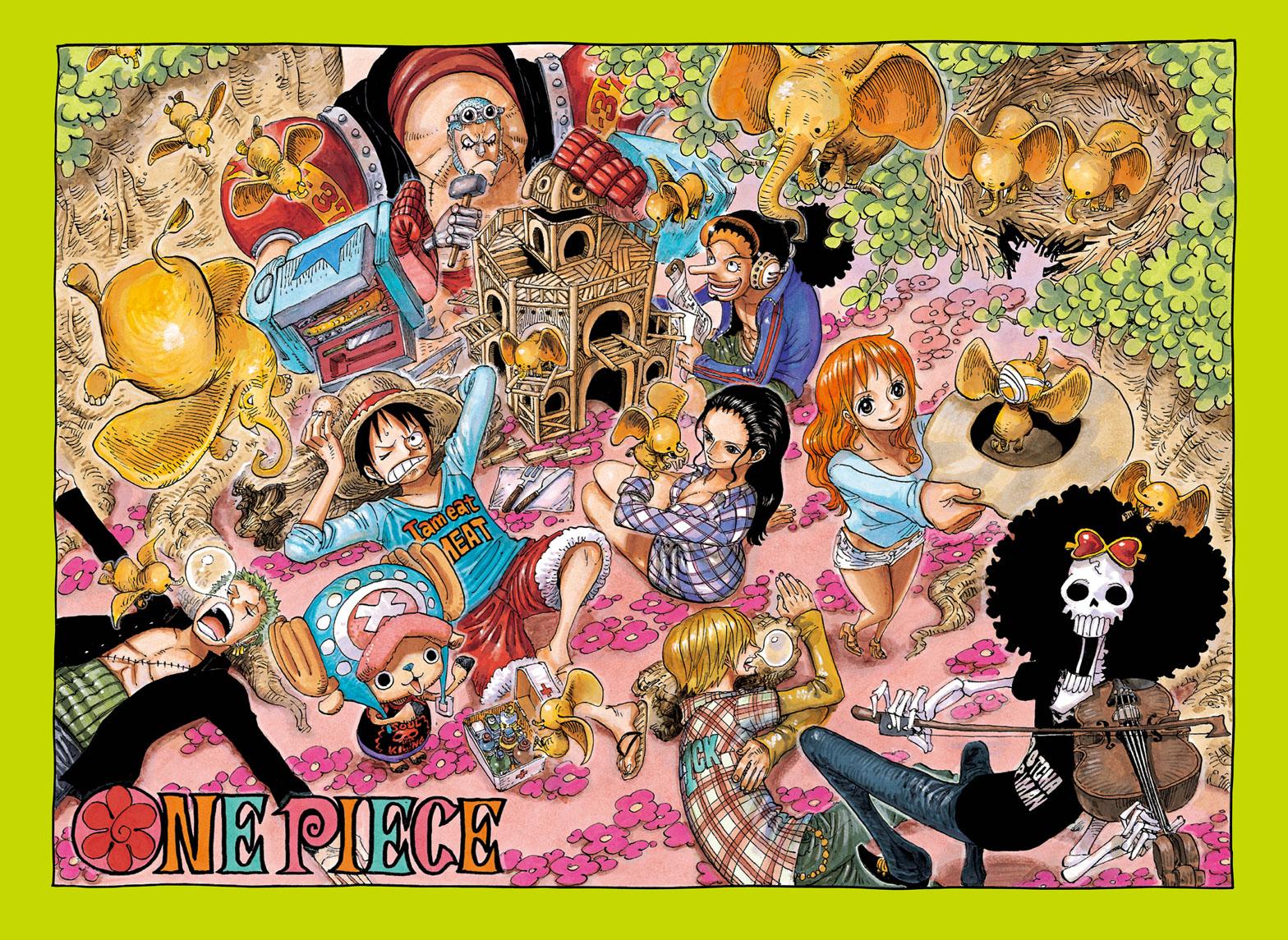 Chapter 660 | One Piece Wiki | Fandom