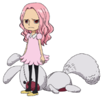 Charlotte Anana Anime Concept Art