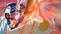 Daifuku Attacks Sanji