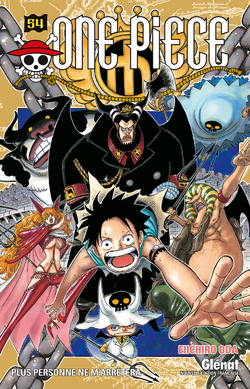 Tome 54 Couverture VF Infobox