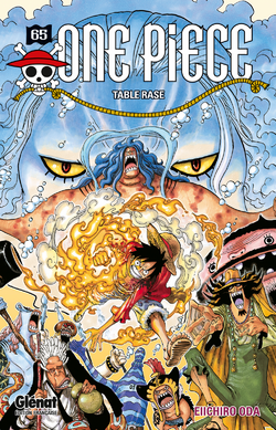 Tome 65 Couverture VF Infobox