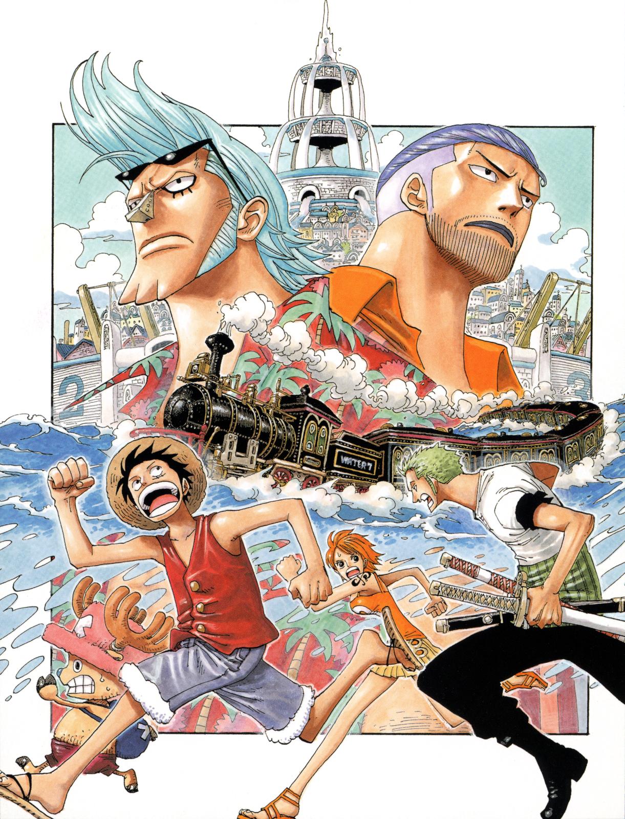 Water 7 Arc | One Piece Wiki | FANDOM powered by Wikia