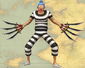 Buggy Impel Down Pirate Warriors 3