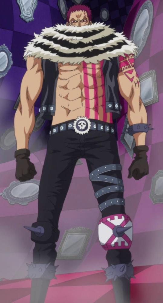 One Piece Katakuri