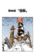 Coloreado Digital del Capítulo 480