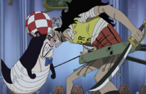 Inuppe and Jigoro's Rivalry