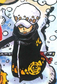 Trafalgar Law in Adventure Island