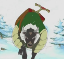 Ushi Ushi no Mi, modèle Bison Forme Animale Anime Infobox