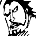 Ganryu (Roger Pirates) Portrait