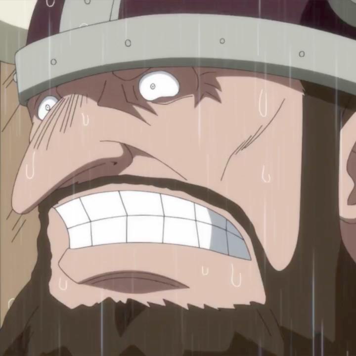 Giant Warrior Pirates member