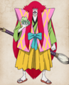 Kanjuro Anime Full Body