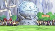Little East Blue Arc