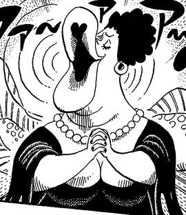 Maria Napole Manga Infobox