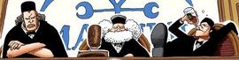 Tribunal de la Marine Manga Couleurs