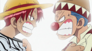 Young Shanks and Buggy Arguing