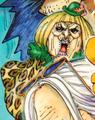 Bakkin manga color