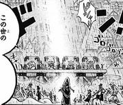 Carmel Saves the Giant Warrior Pirates