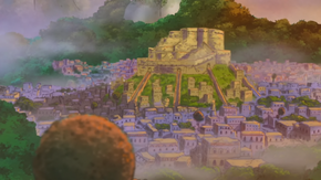 Crow Town Anime Infobox