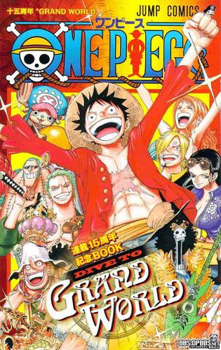 One Piece 15º Aniversario: Dive To Grand World