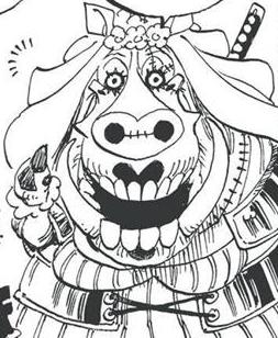 Lola (Zombie) Manga Infobox