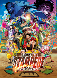 One Piece Stampede Infobox