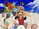 O Grande Pirata do Ouro!