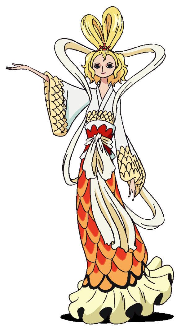 Queen Otohime Anime Concept Art
