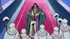 Chaka ordena buscar al rey