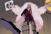 Doflamingo's Original Anime Color Scheme