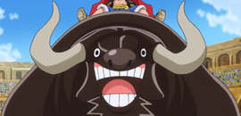 Fighting Bull Anime Infobox