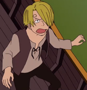 Sanji Movie 6 Second Outfit