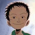Akibi enfant Portrait
