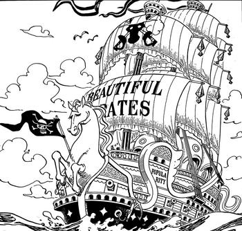 Visitando a Autoproclamada Grande Frota dos Chapéus de Palha