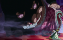 Big Mom First Appearance