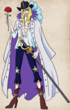 Cavendish Full Body Anime